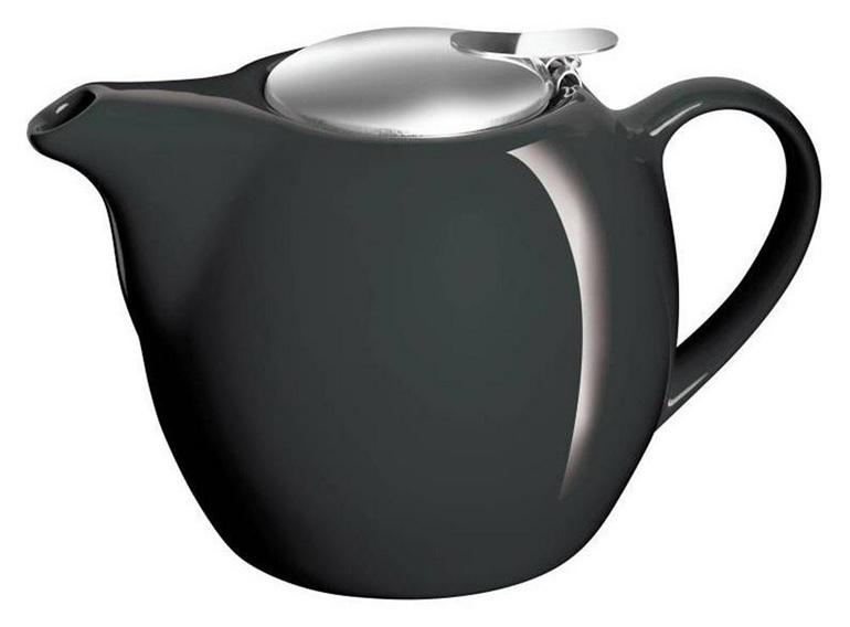Avanti Camelia Teapot 750ml p/black