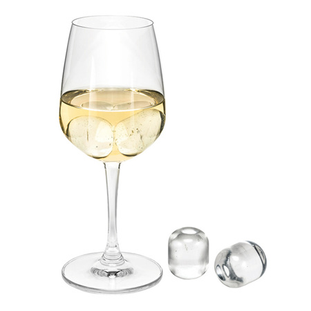Avanti Crystal Wine/Gin Pearls set/4