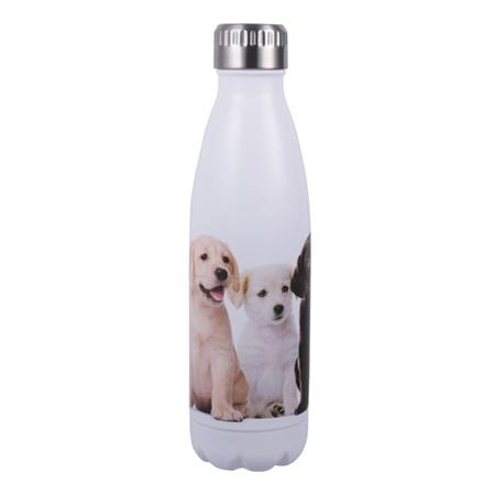 Avanti Fluid Bottle 500ml - Labrador Pups