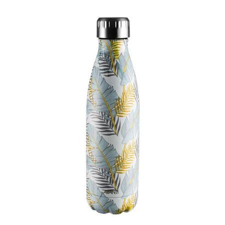 Avanti Fluid Bottle 500ml Tropical Blue/Gold