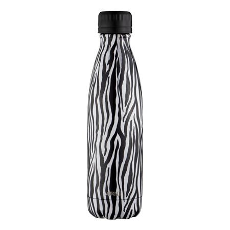 Avanti Fluid Bottle 500ml  Zebra