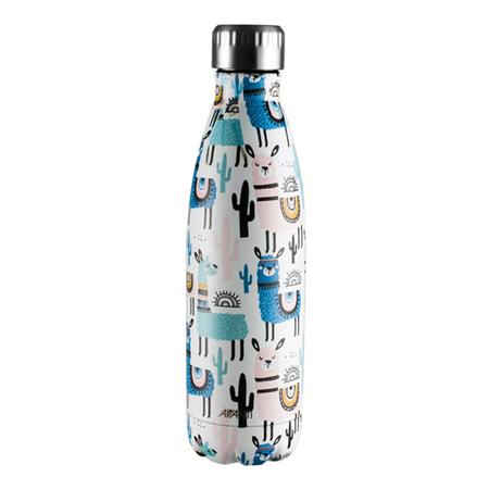 Avanti Fluid Bottle 750ml Llama