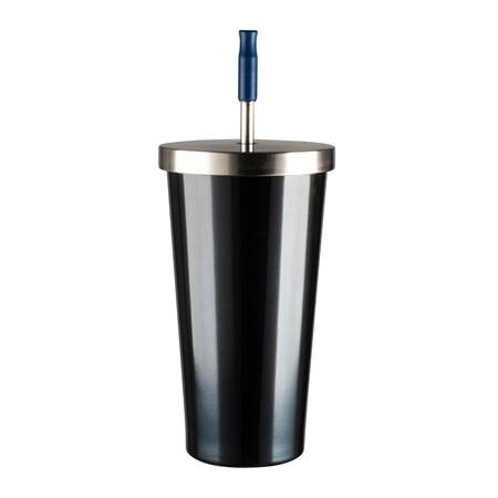 Avanti Insulated Smoothie Tumbler 500ml Steelblue