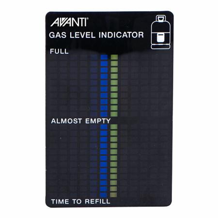 Avanti Magnetic Gas Bottle Level Indicator
