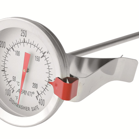 Avanti Tempwiz Candy/Deep Fry Thermometer w/clip
