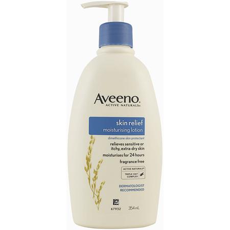 Aveeno Skin Relief Moisturising Lotion 354mL