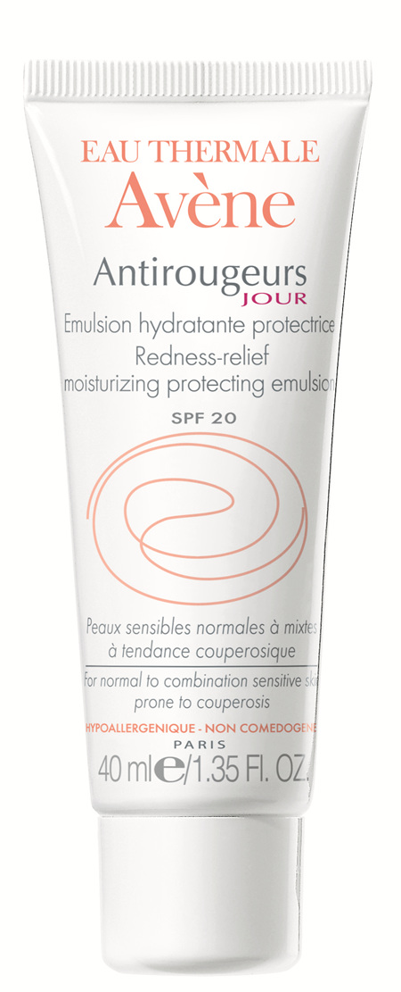 AVENE ANTIROUG JOUR EMULSION SPF20 40ML