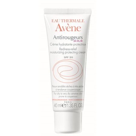 AVENE ANTIROUGEURS JOUR CRM SPF20 40mL