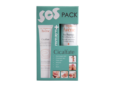 AVENE CICALFATE CREAM & FREE WATER 50 mL