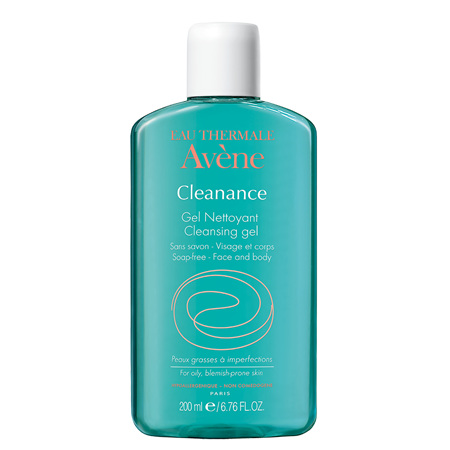 AVENE CLEANANCE SOAPLESS GEL CLEANSER 200mL