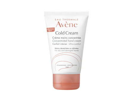 AVENE COLD CREAM HAND CREAM 50mL