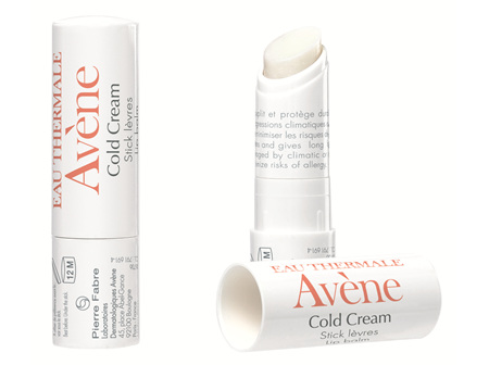 AVENE COLD CREAM LIP BALM 4g