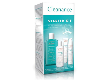 Avene ET Cleanance Starter Kit