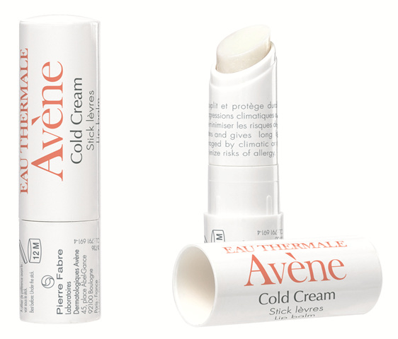 AVENE Lip Balm & Cold Cream 4g
