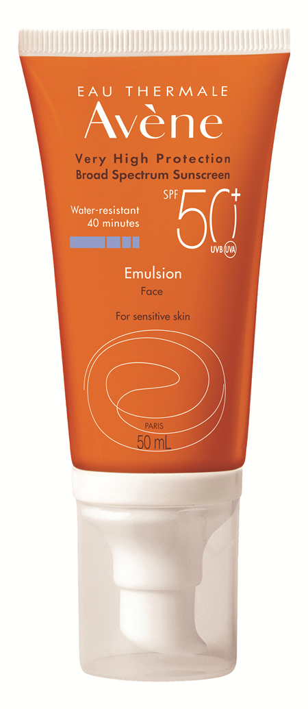 Avene Sunscreen Emulsion SPF50+ 50ml