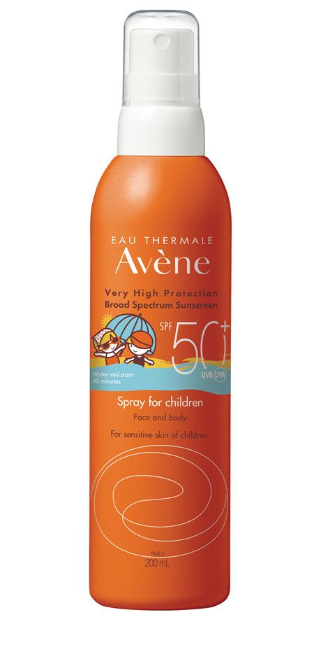 Avene Sunscreen Kids SPF50+ 200ml