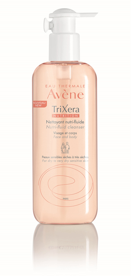 AVENE TRIXERA NUTRITION CLEANSER 400mL