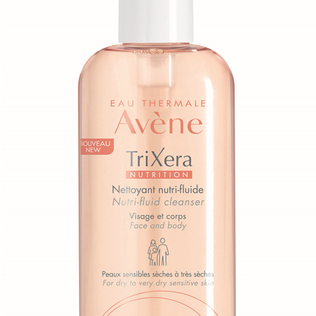 AVENE Trixera Nutrition Cleanser 400ml