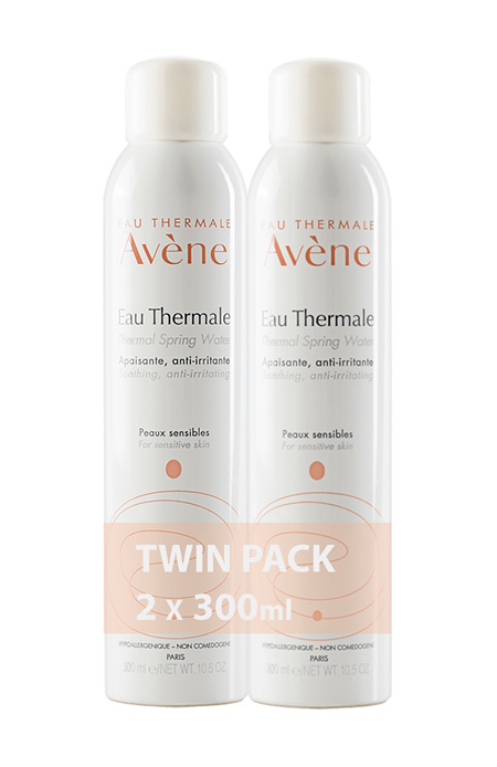 AVENE WATER PROMO TWIN PK 2x300mL