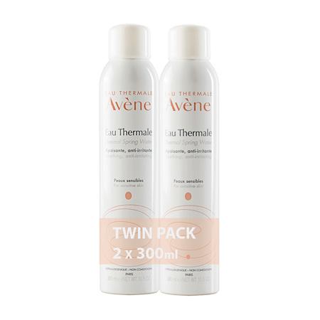 AVENE WATER PROMO TWIN PK 2x300mL