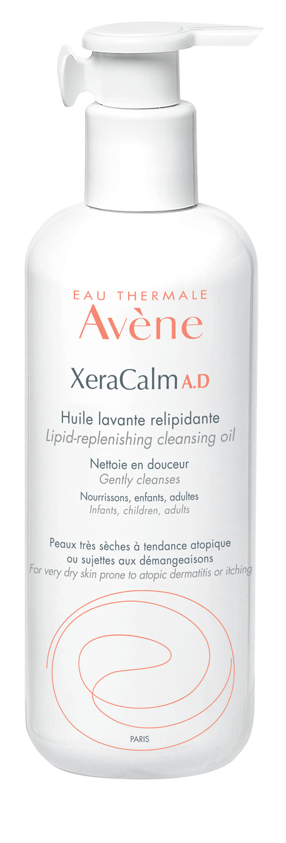 AVENE Xeracalm A.D. Oil 400ml