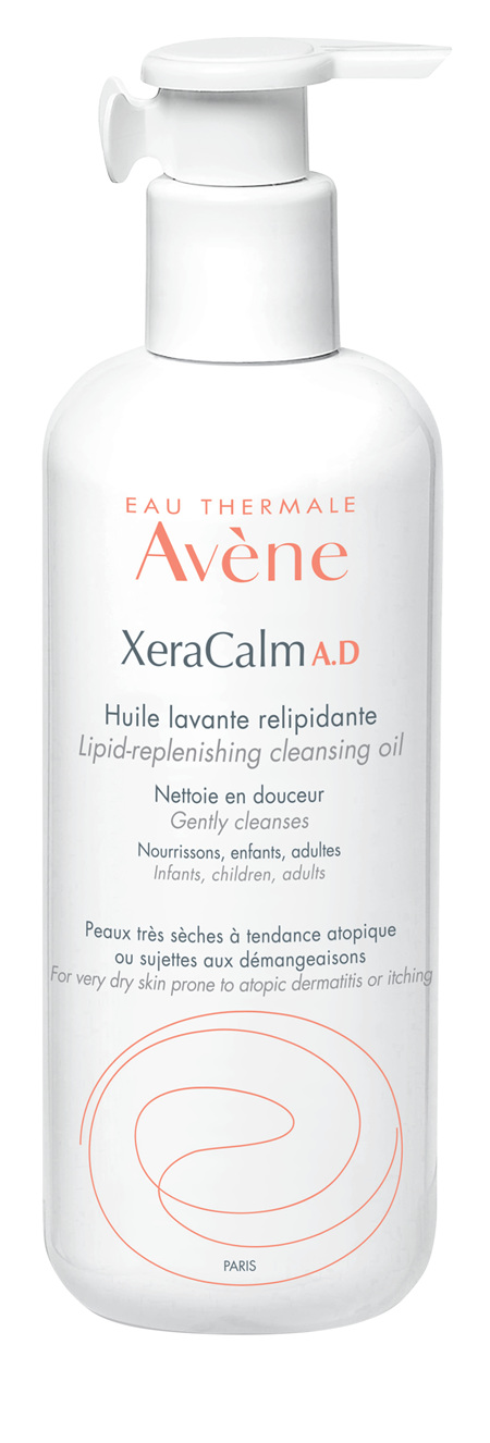 AVENE XERACALM AD OIL 400ML