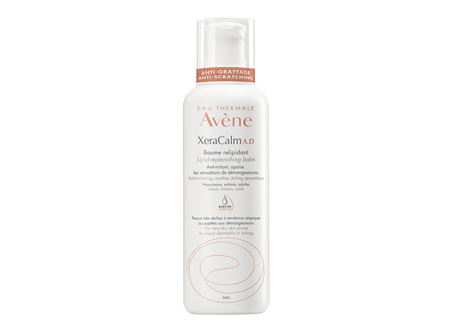 AVENE XERACALM BALM PUMP 400ML