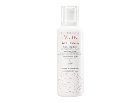 AVENE XERACALM CREAM PUMP 400ML