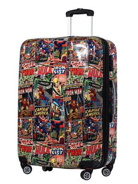 Avengers Comic Hard Case Size M Sold Out
