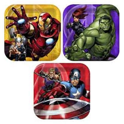 Avengers Party Range