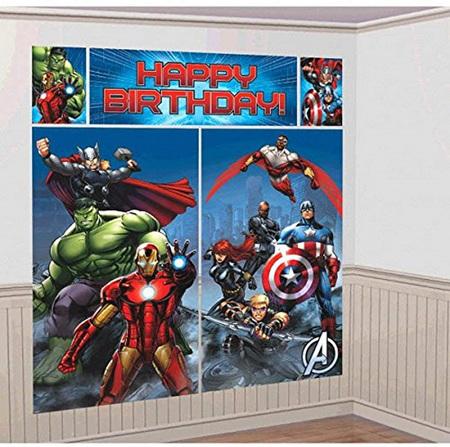 Avengers scene setter - new design