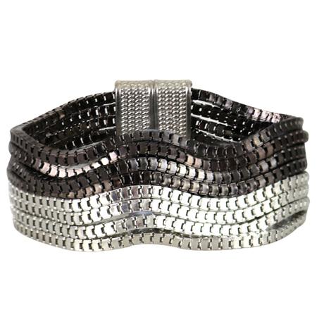 Avery Bracelet - Silver