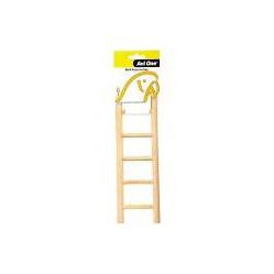 Avi One Parrot Wooden Ladder