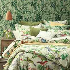 Aviary Duvet Set