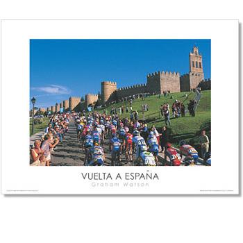 Avila - 2002 Tour of Spain