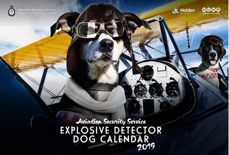 AVSEC calendar 2019
