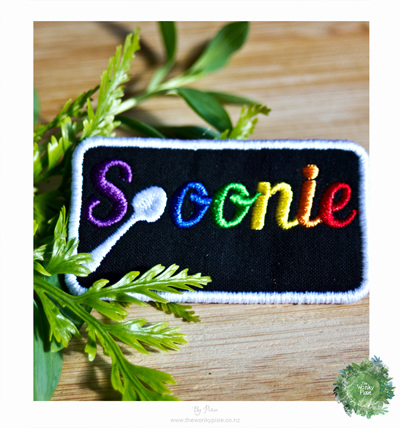 The  Spoonies Patch