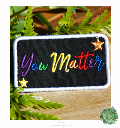 You Matter Patch