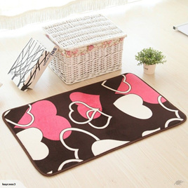 Awesome Heart Mat