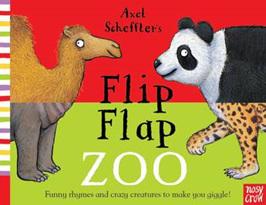 Axel Scheffler's Flip Flap Zoo