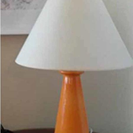 Axis Ceramic Lamp