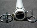 Axle - 108cm Length, 1 inch diameter