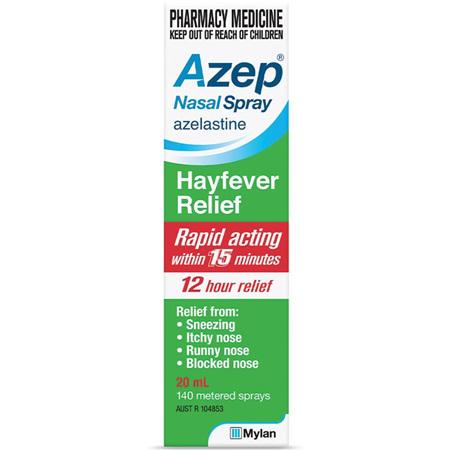 Azep Hayfever Nasal Spray 20mL