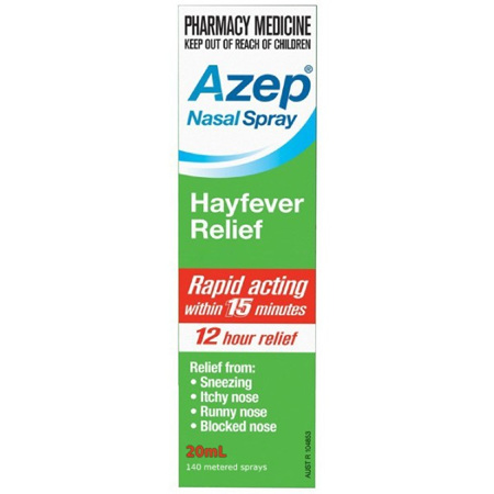 AZEP NASAL SPRAY 20ML