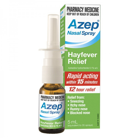 AZEP NASAL SPRAY 5ML 35 DOSE