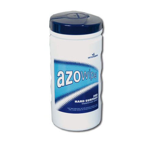 AZO SURFACE DISINFECTION WIPES 200