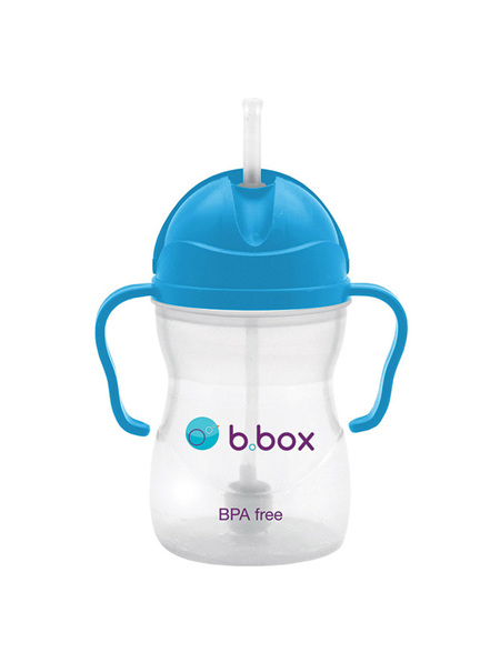 B.Box Sippy Cup -Neon Cobalt  Blue-6 Month+