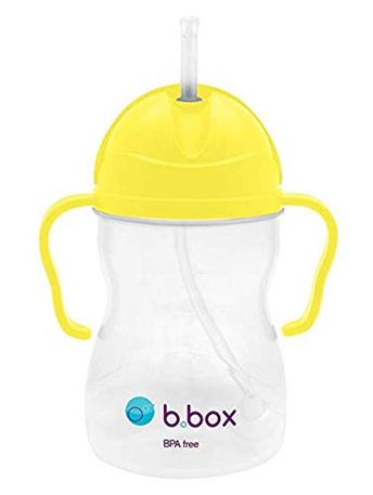 B.Box Sippy Cup -Lemon Sherbet-6 Month+