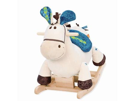B. Toys Rodeo Rocker Banjo Rocking Horse