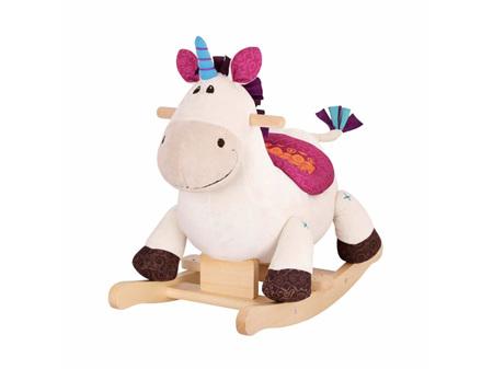 B. Toys Dilly Dally Rocking Unicorn